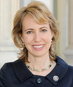 Gabrielle Giffords. Click image to expand.