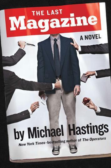 The Last Magazine Cover.