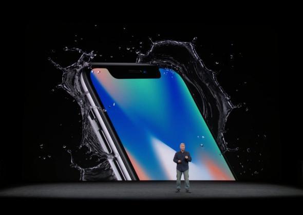 Apple's new iPhone X