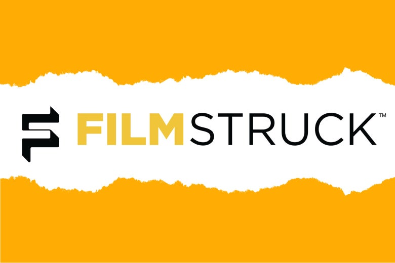 FilmStruck's logo.
