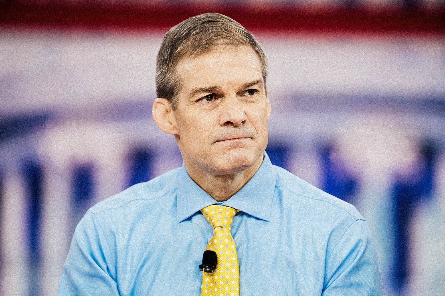 Ohio Rep. Jim Jordan, as seen at the Conservative Political Action Conference in Oxon Hill, Maryland.
