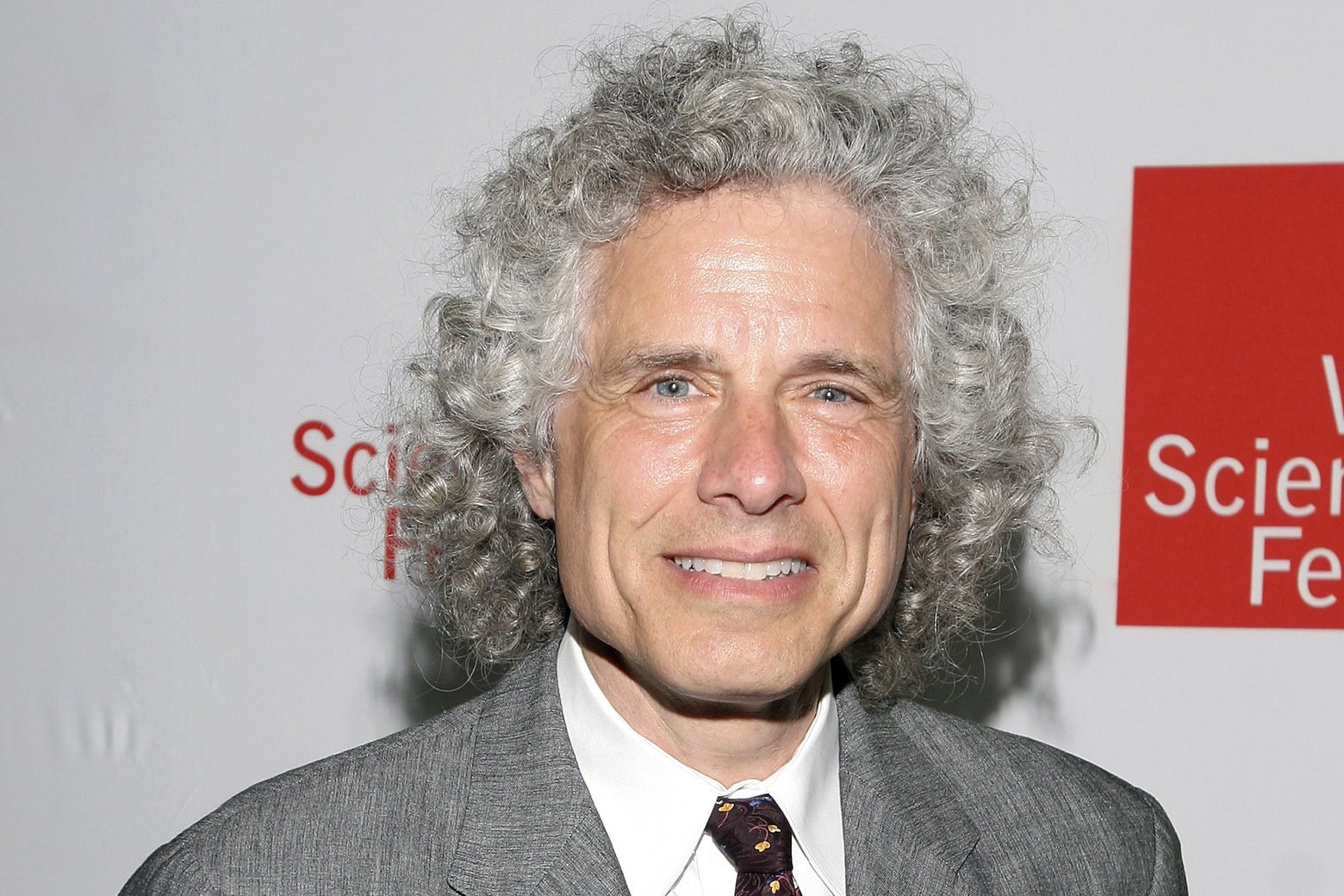 Steven Pinker attends the 2011 World Science Festival opening night gala at Alice Tully Hall on June 1, 2011 in New York City.