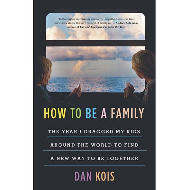 How to Be a Family cover