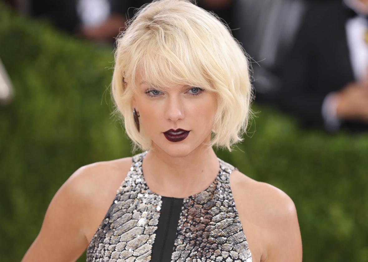 Taylor Swift in May 2016