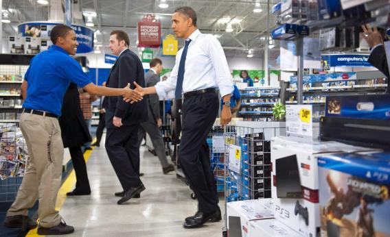 Even Barack Obama's patronage won't save Best Buy