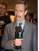 Scott Thompson: the face of gay TV?         Click image to expand.