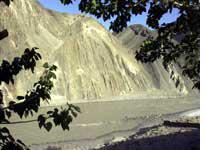 The Indus River, which has its source near Mount Kailash, is sacred to Buddhistss and Hindus