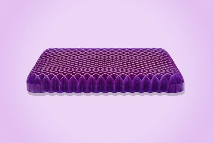 Purple Royal Seat Cushion.