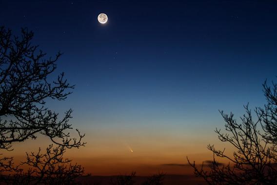 Moon and Pan-STARRS