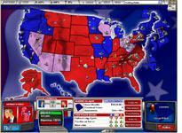Screenshot from Political Machine