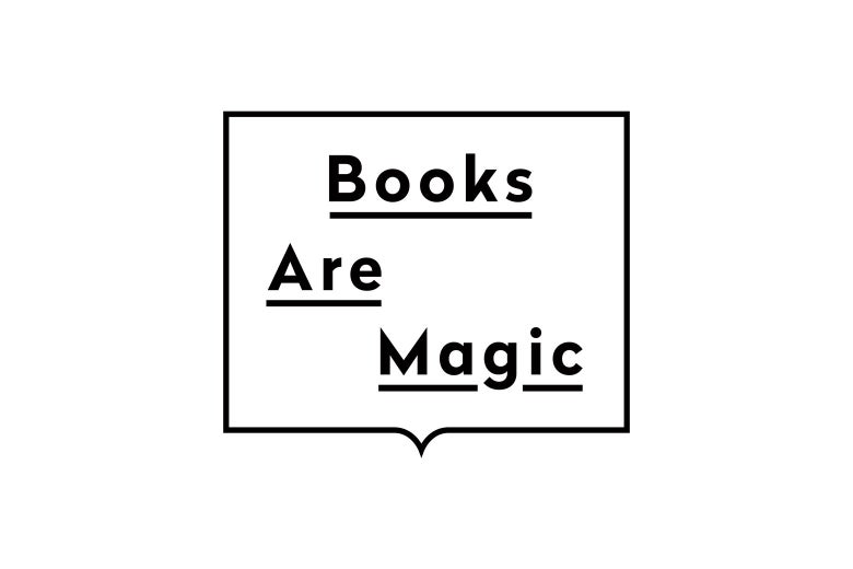 Books Are Magic logo