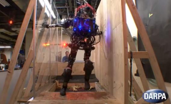 DARPA Pet-Proto robot