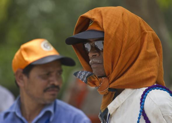 India's heat wave is unbearable: Extreme temperatures in New Delhi, Mumbai.