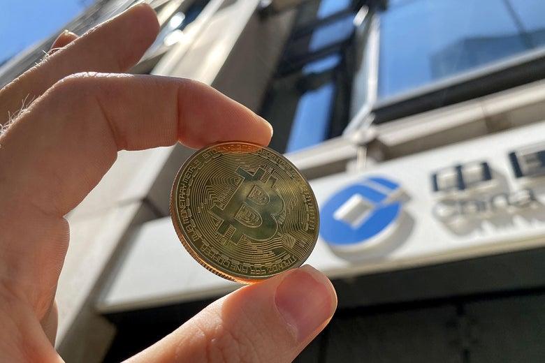 Why China Finally Decided to Ban Bitcoin - Slate