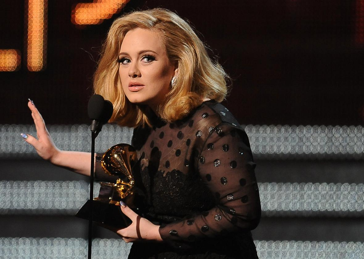 Adele's 25.
