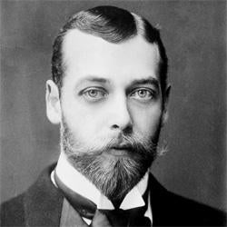 King George V, 1893