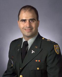 Maj. Nidal Malik Hasan.