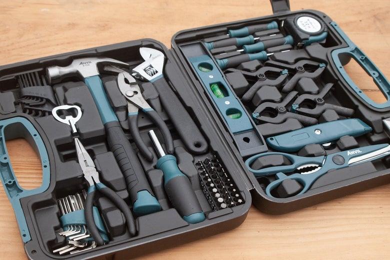 Anvil Homeowner's Tool Set