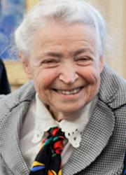 Mildred Dresselhaus, May 7, 2012