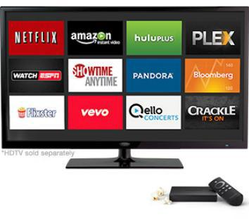 Fire TV streaming options