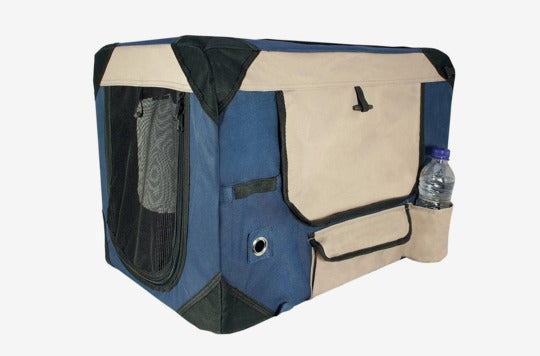 Dogit Deluxe Soft Crate with Bag for Pets.