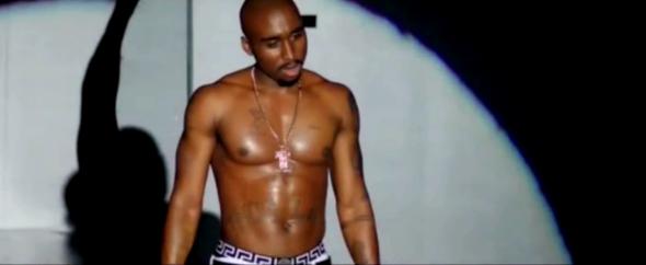 Demetrius Shipp, Jr. as Tupac
