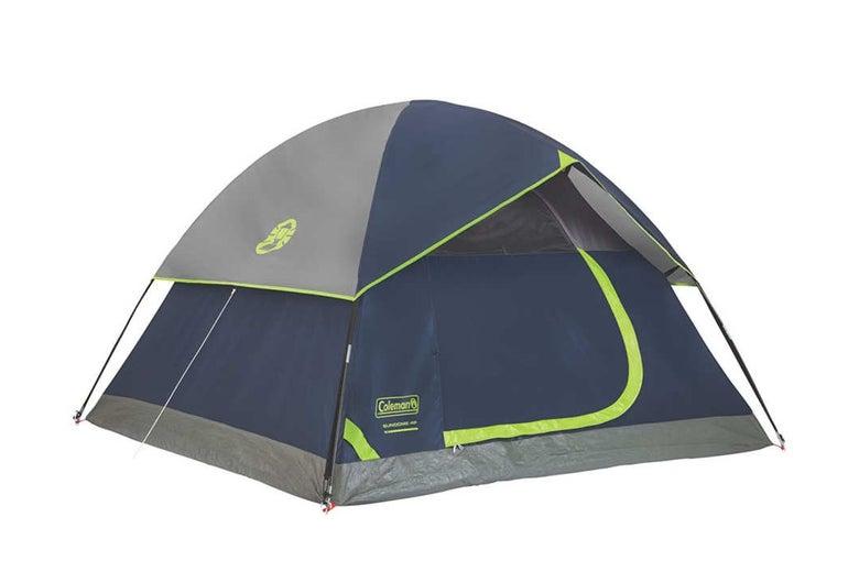 Sundome Four-Person Tent.