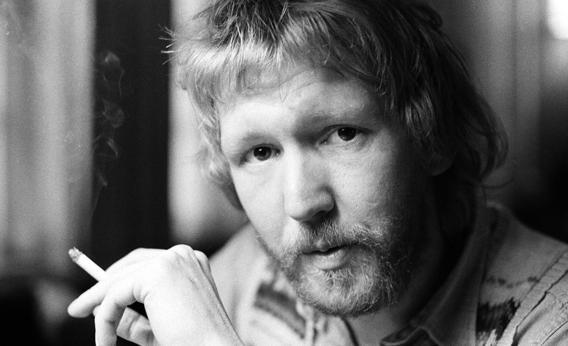 American singer-songwriter Harry Nilsson