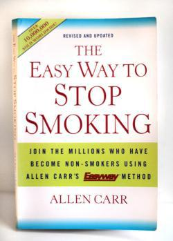 The Easy Way to Stop Smoking by Allen Carr.