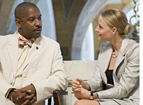 Denzel Washington and Jodie Foster in Inside Man. Click image to expand.