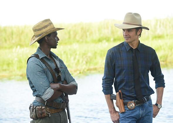 Justified Season 5 review  Timothy Olyphant s pants look great. 7943d97c373a