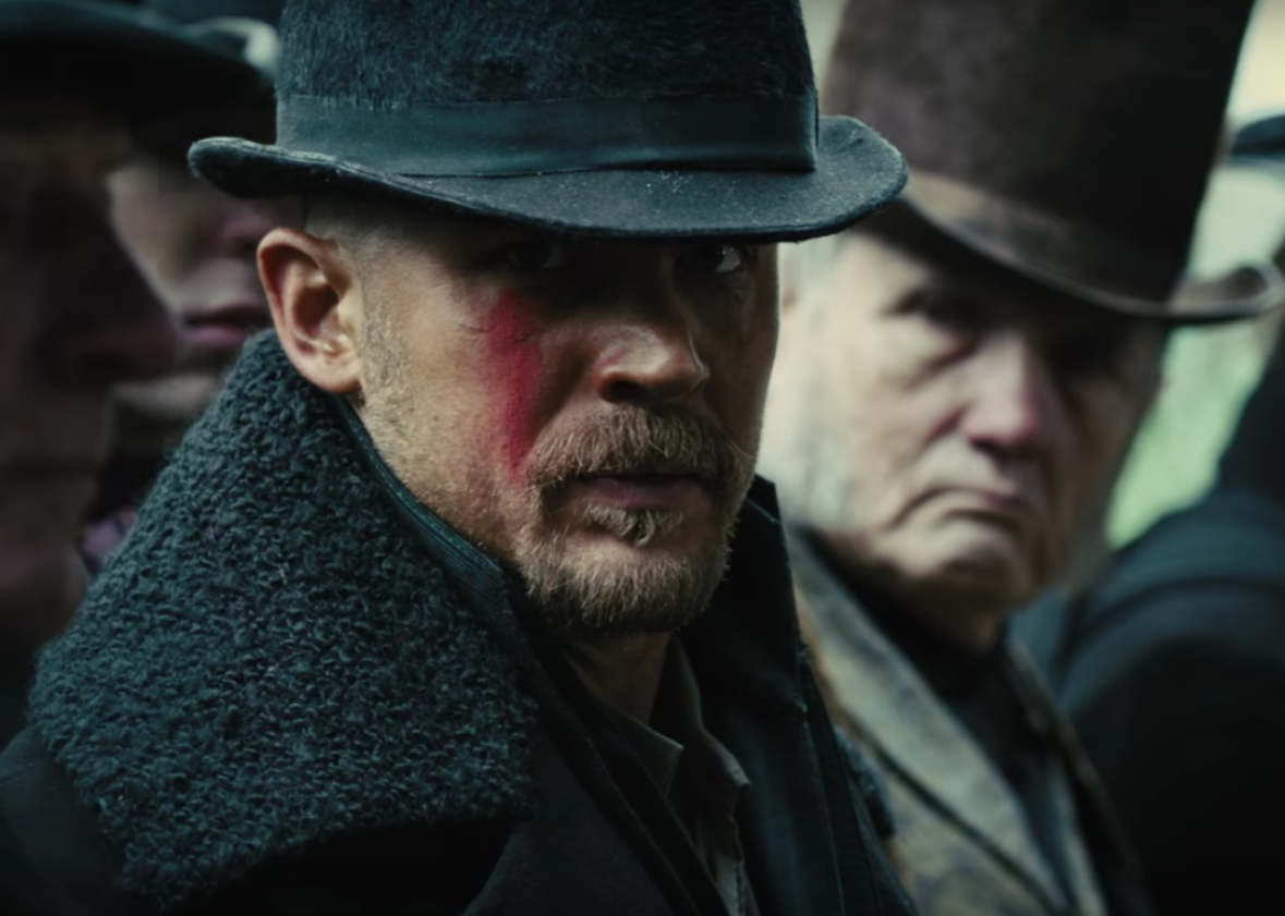 Watch the new trailer for the Tom Hardy FX series Taboo ...