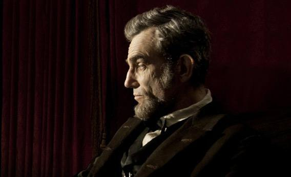 """Daniel Day-Lewis as President Abraham Lincoln in """"Lincoln"""""""