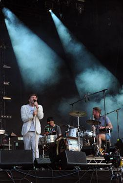 James Murphy of LCD Soundsystem. Click image to expand.