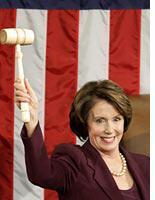 Rep. Nancy Pelosi. Click image to expand.