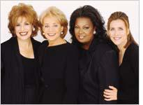 The post-menopausal club of The View