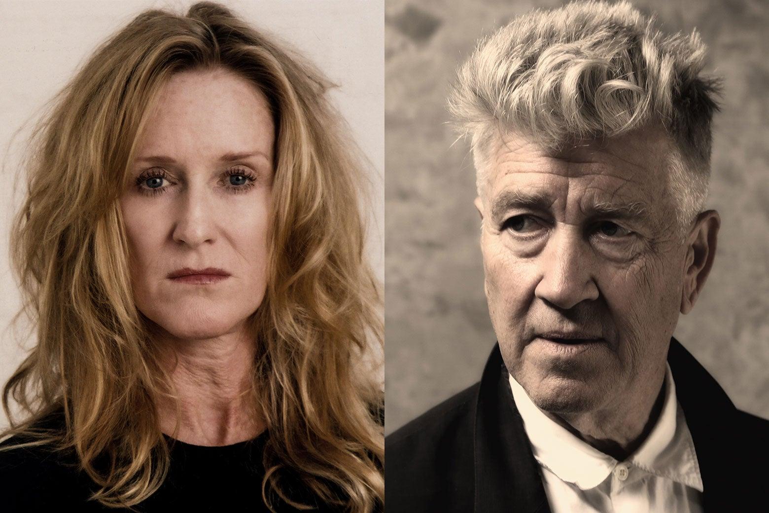 Kristine McKenna, David Lynch.