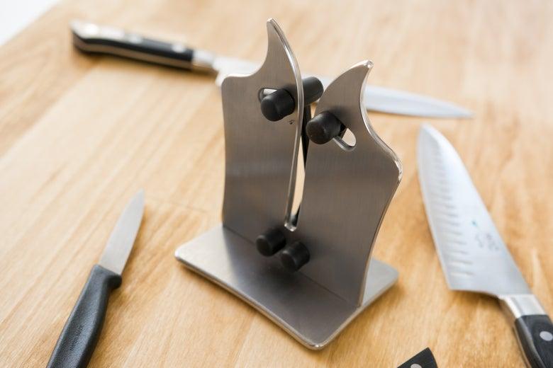 Brød & Taylor Professional Knife Sharpener