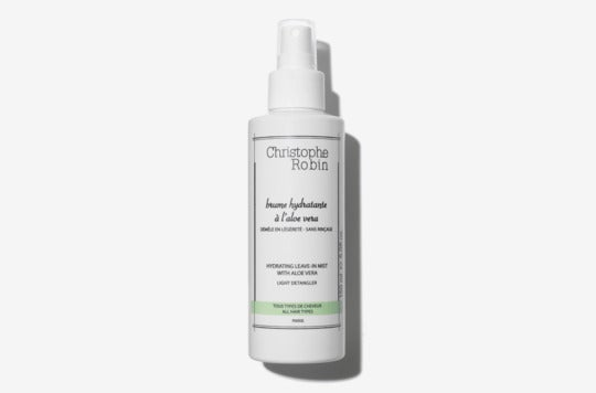 Cristophe Robin Hydrating Leave-In Mist With Aloe Vera.