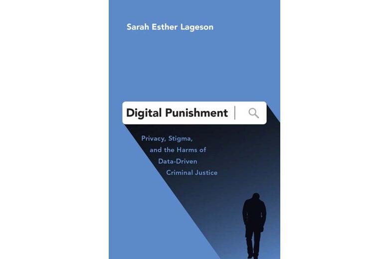 Book cover of Digital Punishment.