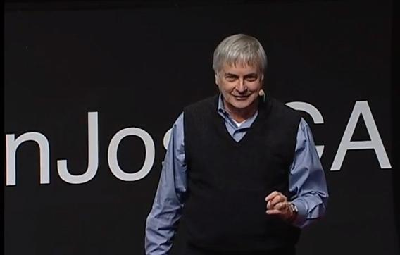 Seth Shostak, from the video