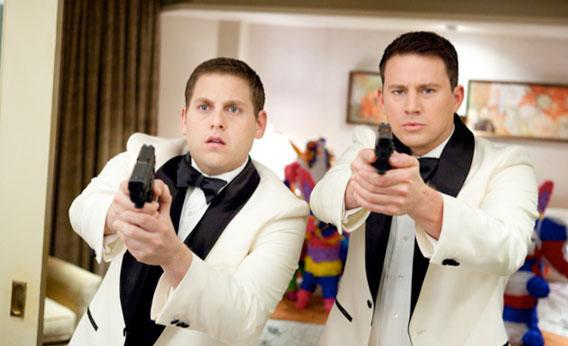 21 Jump Street, starring Jonah Hill and Channing Tatum ...21 Jump Street Wallpaper Jonah Hill