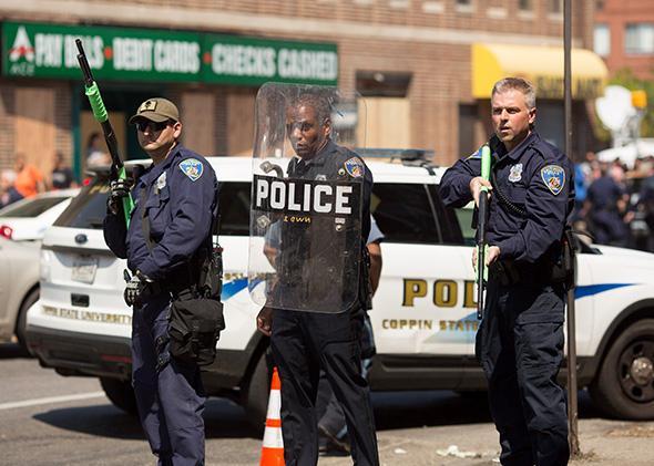 Baltimore Police.
