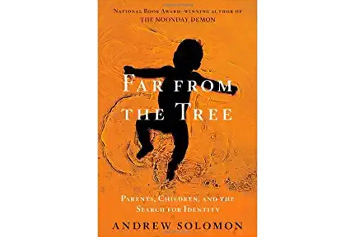 Far From the Tree book cover.