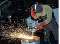 Demonstration ofa Portable Exothermic CuttingUnit