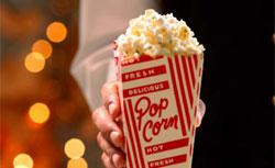 Movie popcorn. Click image to expand.