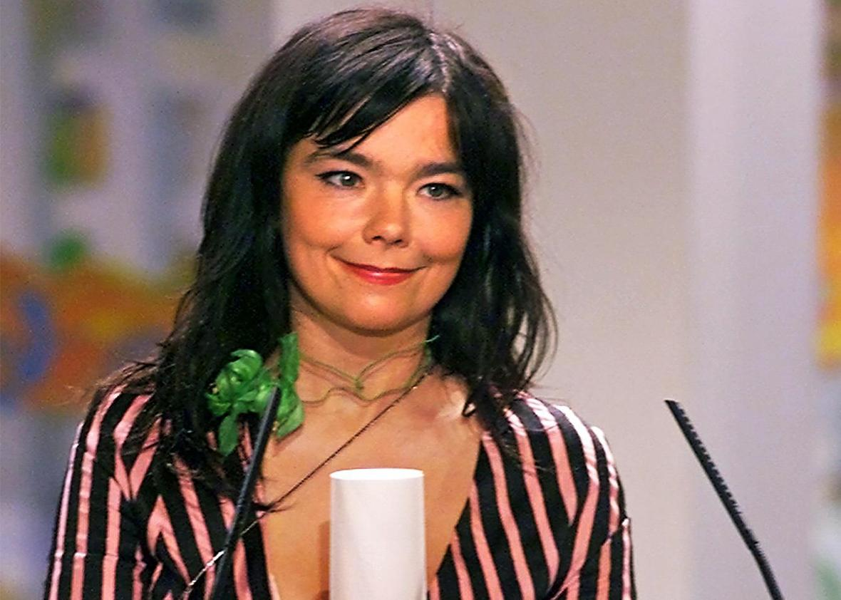 Bjork Says She Was Harassed By A Danish Director