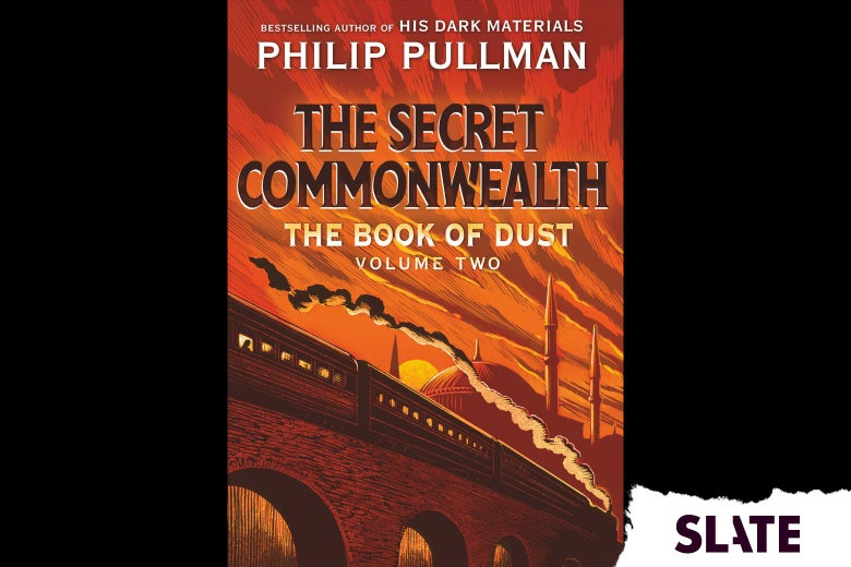 The Secret Commonwealth book cover.