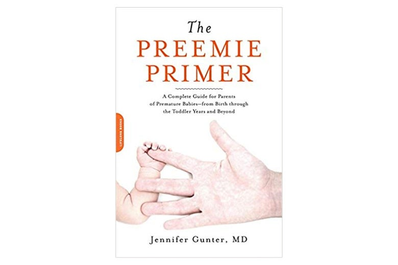 The Preemie Primer book.