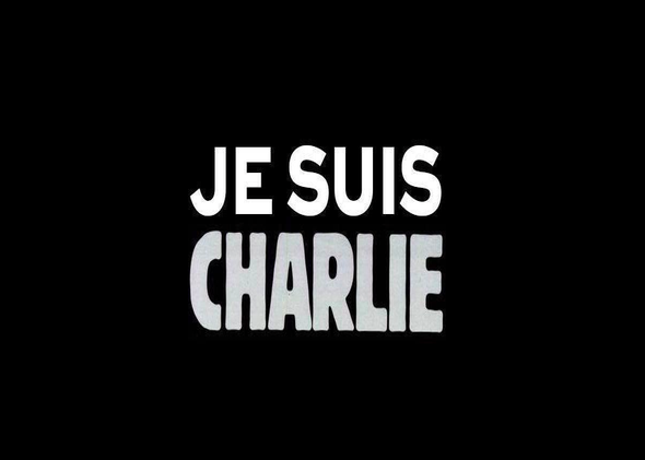 Charlie Hebdo Attack The Magazine S Website Now Reads Je Suis Charlie
